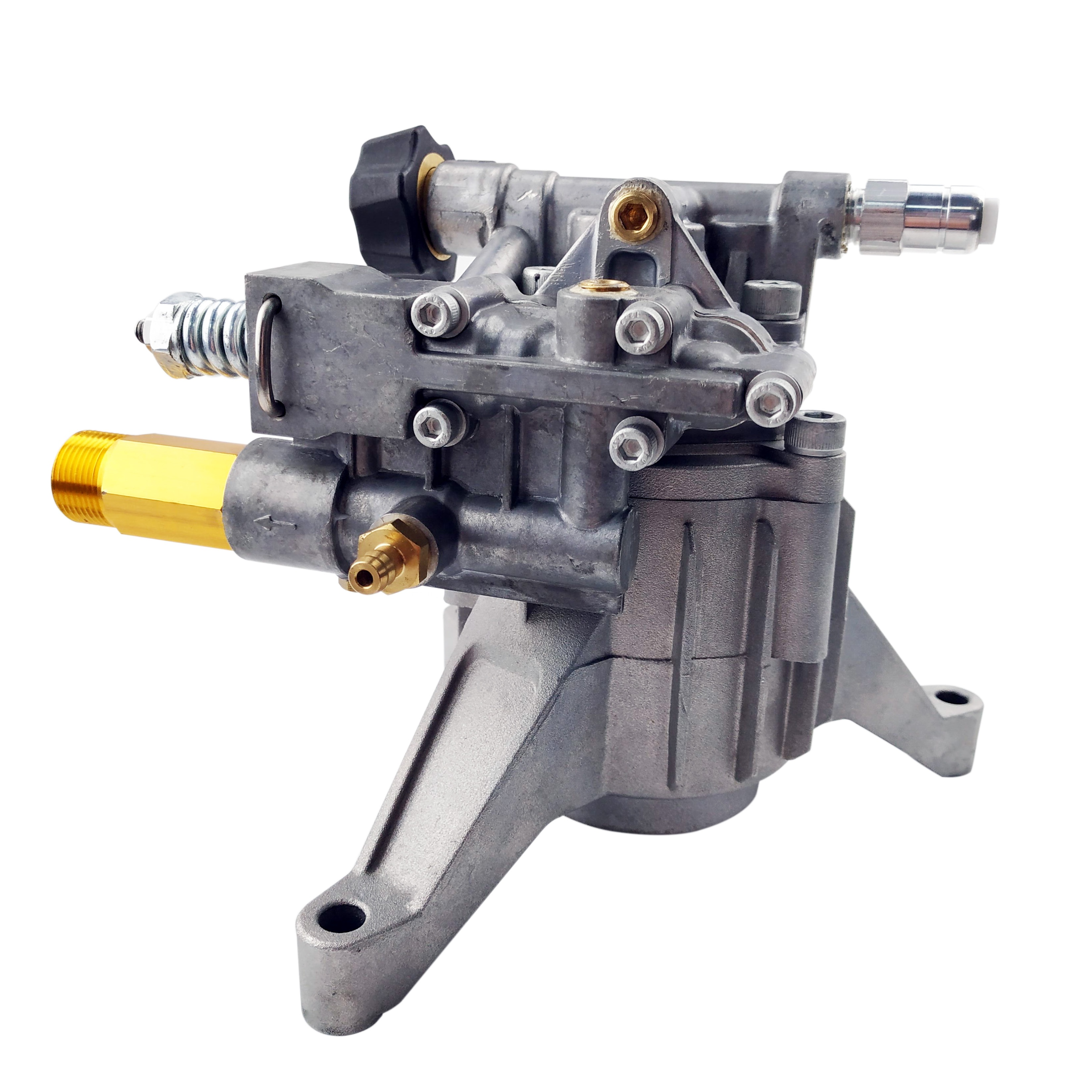Cleaner 2800 PSI 2.5 GPM <strong>Axial</strong> Radial Drive Aluminium <strong>Pump</strong> 7/8&quot; Shaft Brass Head Power <strong>Pump</strong> for High Pressure Washer