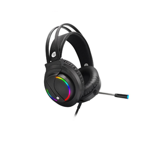 RGB backlit 7.1 sound Virtual Channel wired gaming headset pc gamer microphone compatible with xbox one and ps4 earphone