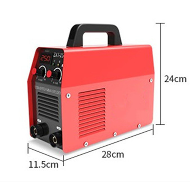 Household welding machine 220/380v small electronic portable welding machine inverter DC welding machine