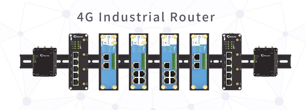 Ursalink Industrial Router