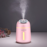 High Quality 330ML Home and Car Small Q USB Air Humidifier