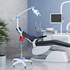 Teeth Whitening Machine Led Led Teeth Whitening Machine 2020 New Custom Private Logo UV Laser Professional Dental Device Teeth Whitening Machine With Blue Led Light Lamp Kit System