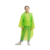 Color changing security polyester adults motorcycle reflective foldable raincoat