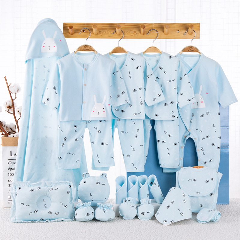 Neonatal <strong>Gift</strong> Box Neonatal Clothing Suit Male and Male <strong>Babies</strong> Cotton Clothing <strong>Baby</strong> <strong>Gift</strong> Box <strong>Set</strong>