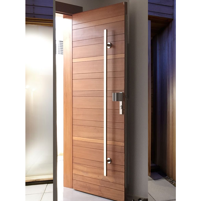Modern Design Solid Wood Exterior Main Pivot Wood Entrance Doors Buy Pivot Wood Entrance Doors Mahogany Solid Wood Door Solid Wood Exterior Door Product On Alibaba Com