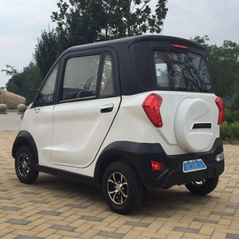 2020 Factory Direct Sales High Quality 4 Seats Mini Cheap Electric Car