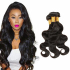 Paypal Accepted Hair Extension PayPal Accepted Wholesale Virgin Human Hair Bundle Vendors Dyeable Mink Brazilian Body Wave 100% Human Hair Extension