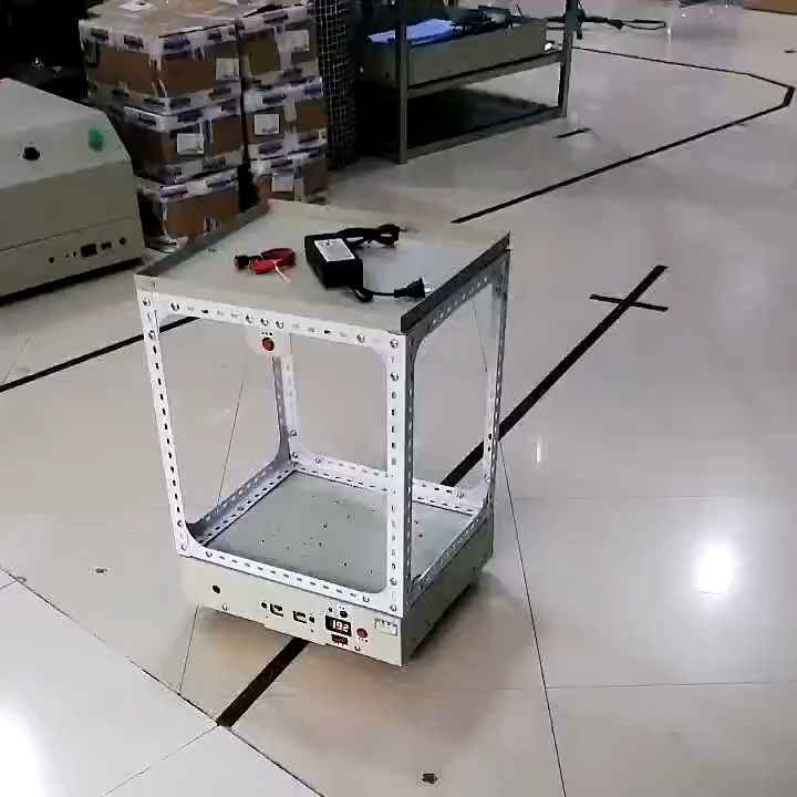 hot sell new  material handling equipment AGV robot small transport  car