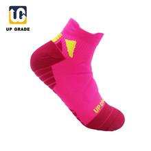 UGUPGRADE хлопковые мужские носки для бега женские носки для велоспорта, езды на велосипеде, велосипеда, футбола дышащие баскетбольные спортивн...(Китай)