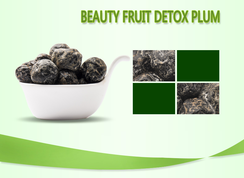 Wholesale Natural Detox Plum For Detox Beauty - 4uTea | 4uTea.com