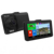 4.5 inch Russian Android  4G mobile car anti police speed guy radar detector dashcam DVR GPS navigator 4 in 1 combo