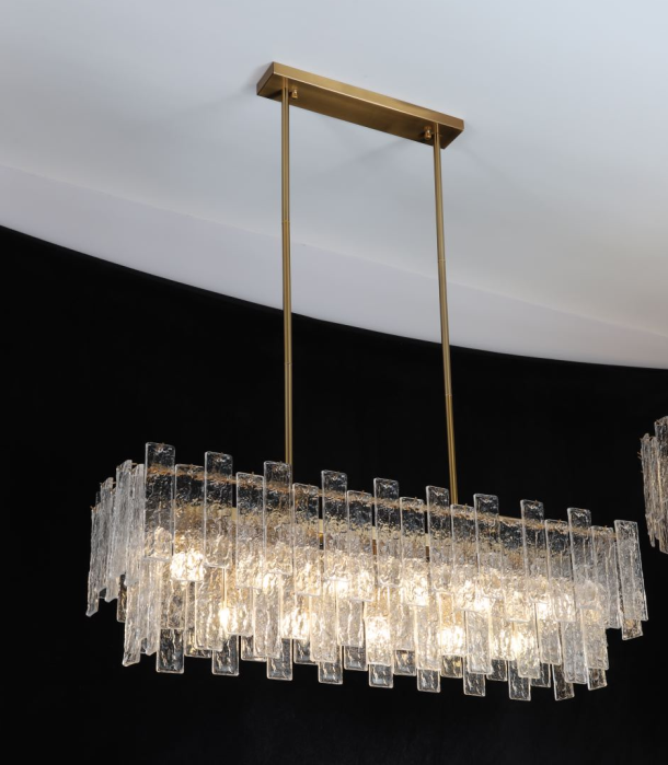 Glass Crystal Rectangle Chandelier Lamp 10 Lights For Dining Room Kitchen Dining Table Rectangular Buy Chandelier Lamp Glass Crystal Rectangle Chandelier Crystal Glass Dining Room Chandelier Product On Alibaba Com