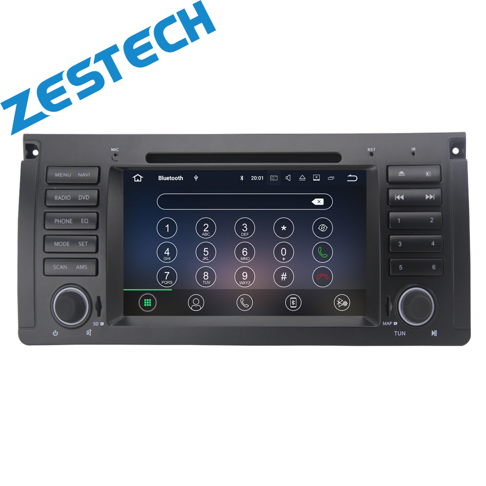 ZESTECH Para BMW E39 Multimídia Double DIN/BLUETOOTH/DVD/USB/AUX/BÁSICO COM BLUETOOTH
