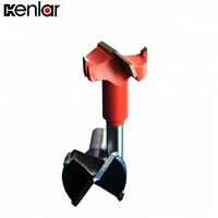 Carbide Tipped Hole Drilling Solid Wood Drill Bit