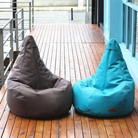 Game chair cover bean bag chair