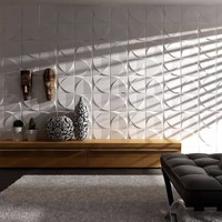 wallpaper designs 3d board used for bedroom decoration
