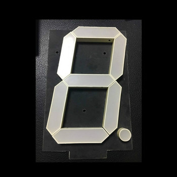 7 Segment Digital Display 6 Inch Large Size