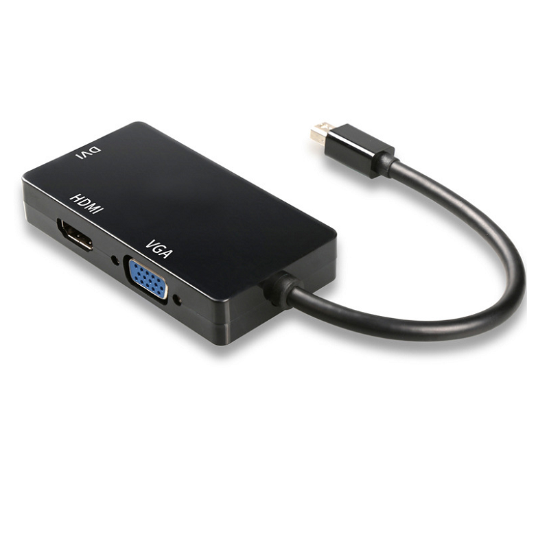 Mini displayport DP HDMI DVI VGA konverter-kabel