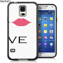 Мягкий чехол MaiYaCa Mrs Right & Mr для samsung Galaxy S6 S7 S8 S9 edge S10 Plus Lite Note 5 8 9 чехол(Китай)