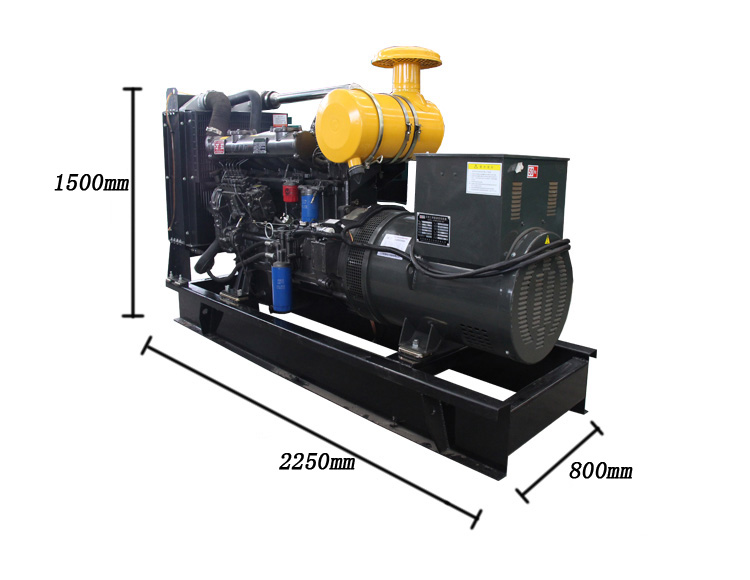 low fuel consumption diesel 100kva generator  for sale
