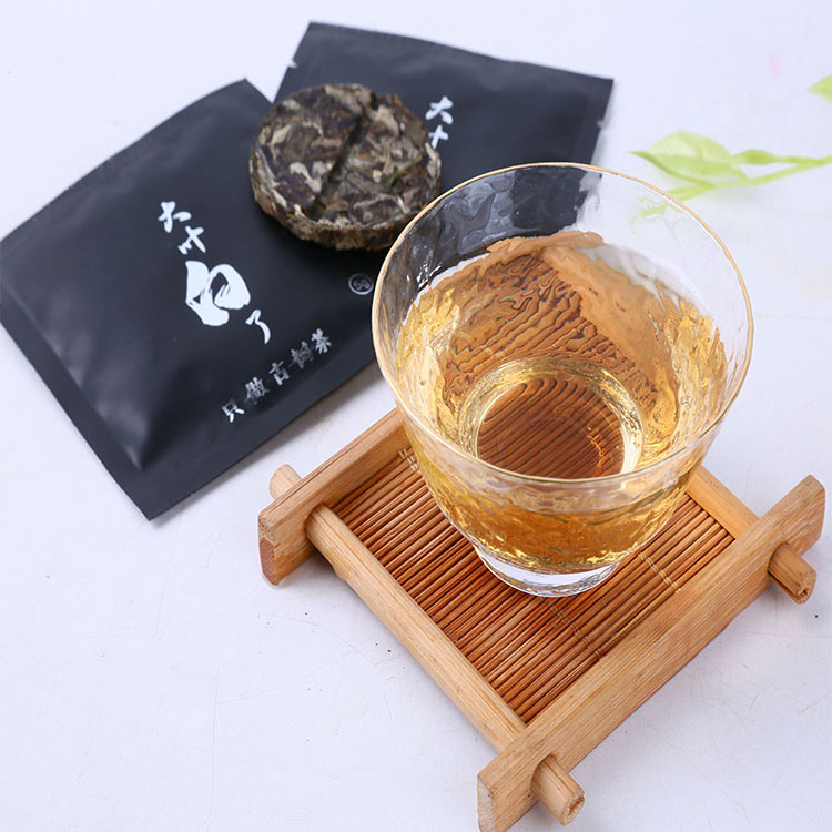 Yunnan big leaf species ancient tree Pu'er white tea - 4uTea | 4uTea.com