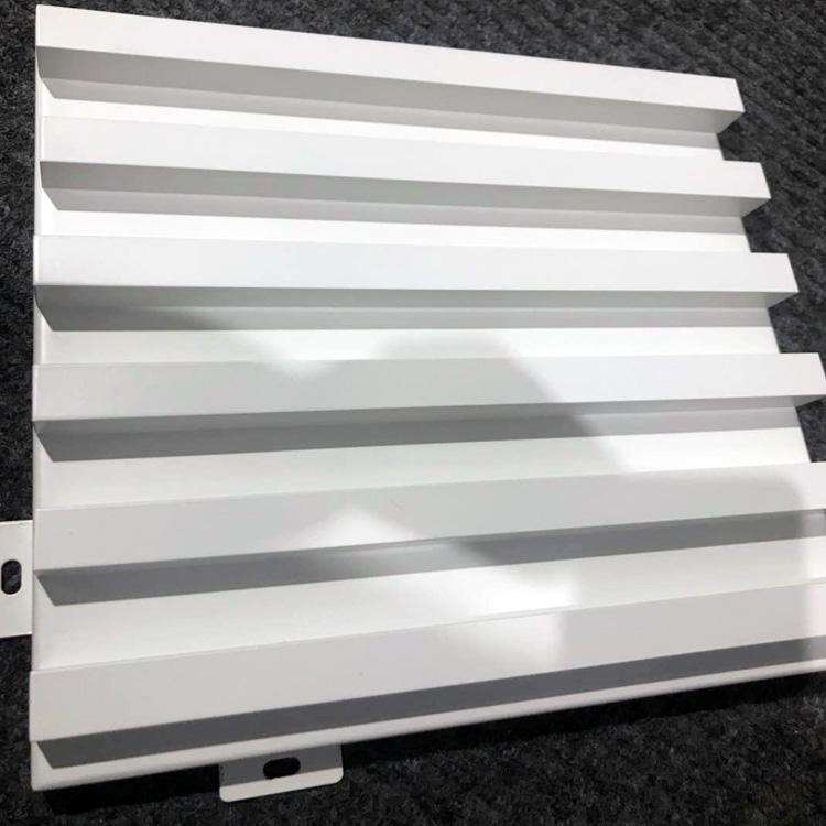 Decorative Metal Sheet Perforated Aluminum Fence Panel