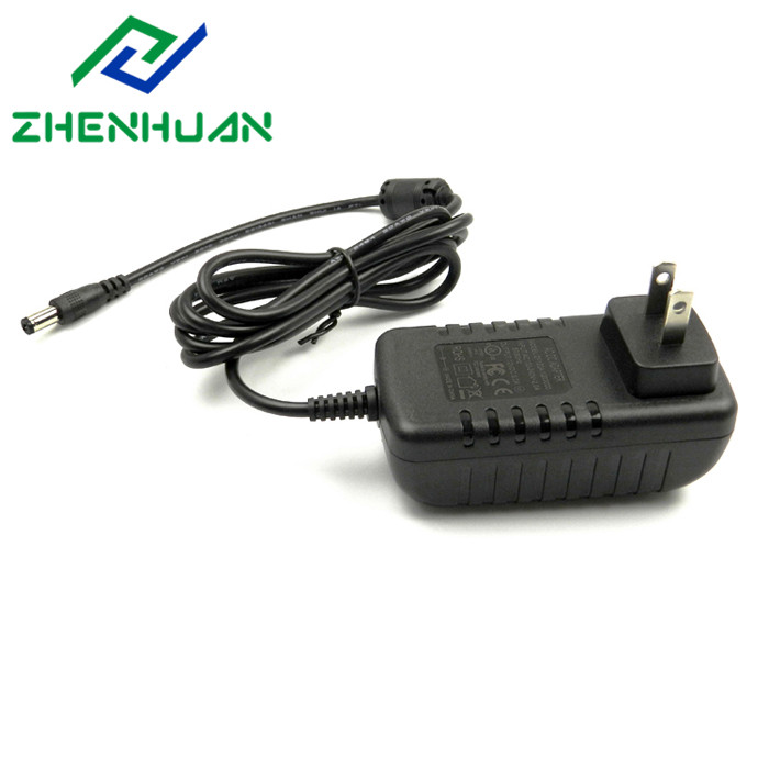 LED AC DC transformador adaptador 32 W 16 V 2A AC power adapter EUA plug UL CE FCC aprovado