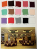 Polyester Colors Chart 2