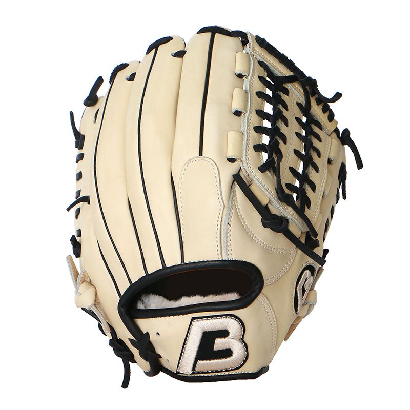 Custom professional Japanese kip leather infield baseball glove