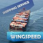 Fast delivery professional shipping container sea shipping china to sudan serbia damman