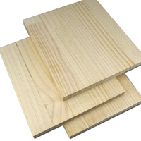 The best China manufacturer solid wood board pine edge glued panels