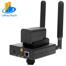 URay MPEG-4 AVC/H.265 Wifi Video Encoder HDMI HDMI Transmitterถ่ายทอดสดSRT Encoderไร้สายH264 Iptv Encoder