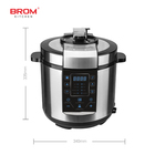 Home Nonstick National Multipurpose Chicken Soup OEM Programmable Multicooker Electric Pressure Cooker Multi Smart Rice Cooker
