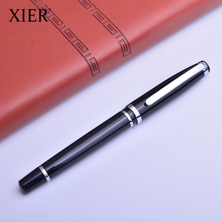 Best Quality Low Price Customized logo Metal rollerball business Elegant gift Printing Gel pen