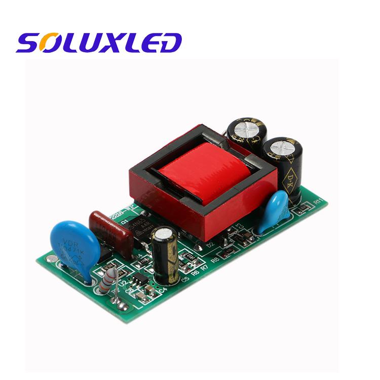 20W 12-18x1w led driver openframe PF>0.9 Surge Protection 2.5KV 300mA 600mA led driver supplier