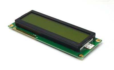 1602  Character LCD Module Display