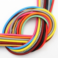 CE VDE SAA Electrical Textile Wire Fabric Braid Cable