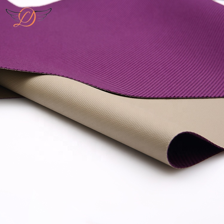 Wholesale high density oxford fabric 1680D*1680D polyester pvc coated fabric bag material 1800xw