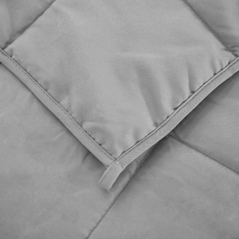 Polyester 15lbs reduce anxiety adult home products weighted blanket
