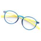 Custom colorful kids eyewear tr90 frame kids glasses