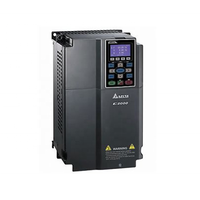 delta vfd 3.7kw 5hp hot selling ac variable frequency inverter for ind 3phase 220v vsd variable speed drive VFD037C23A