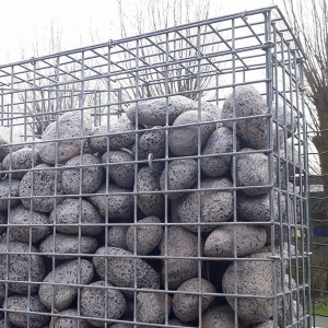 Factory Wholesale Hot Dipped Galvanized Welded Gabion Basket Prices