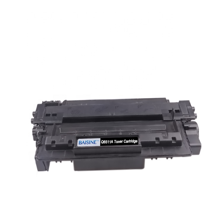 Baisine Wholesale Compatible for HP LaserJet 2420d 2420dn 2420 Compatible Toner Cartridge 11X Toner Q6511X Toner Cartridge Chip