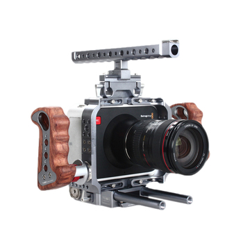 Aluminum Alloy Lightweight Top Handle Film Movie Making Photographic Video DSLR Camera Cage Stabilizer