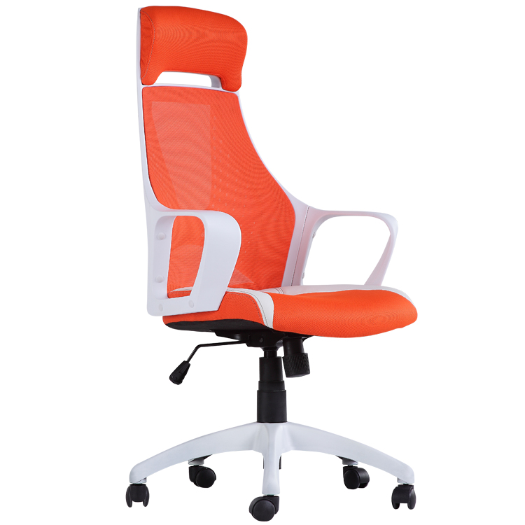 2020 Gaya Baru Komersial Furniture Kursi Kantor Ergonomis Terbaik Kembali Desain Putar Nyaman Mesh Kursi Kantor