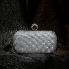 Новинка, вечерняя сумочка, платье чонсам, сумка для банкета, знаменитостей, красная, дикая, с блестками, маленькая сумочка, вечерние, клатч дл...(Китай)