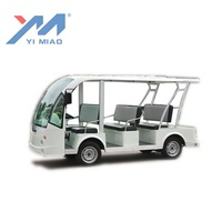 Customized Low Price 8 Passenger Electric Mini Bus