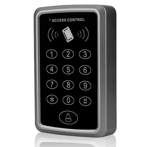 Factory Price keypad ABS access control proximity RFID EM card 125KHZ reader 1 door standalone access control
