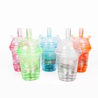 EXPRESS FREE SHIPPING plastic chicha portable wholesale sheesha custom car LED shsiha hookah cup