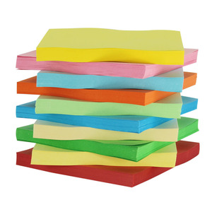 A4 Color copy Paper 80g Free printable color paper in cheap price